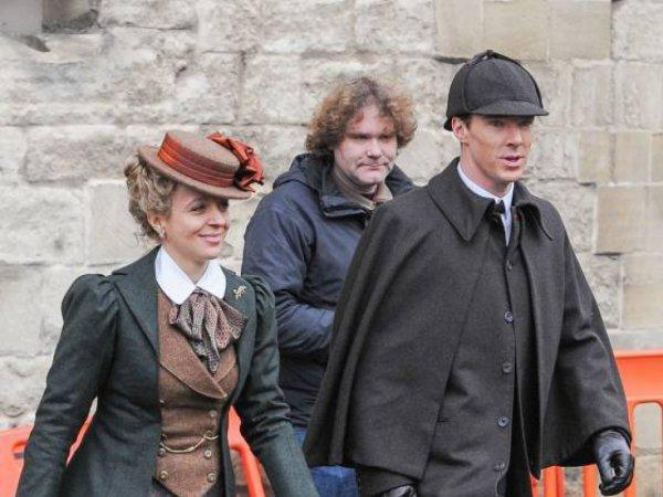 Sherlock: Avant goût de l'épisode spécial de Sherlock !