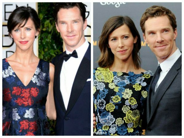 Acteur:Benedict Cumberbatch: Le nom du Cumberbaby Dévoilé!!!