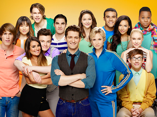 Goodbye Glee saison 5!! :(