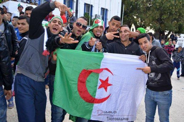 algerien est fiere de l'etre