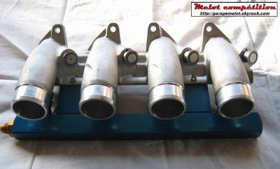 Tubulure d 39 admission de r5 turbo garage melot for Garage renault fayence