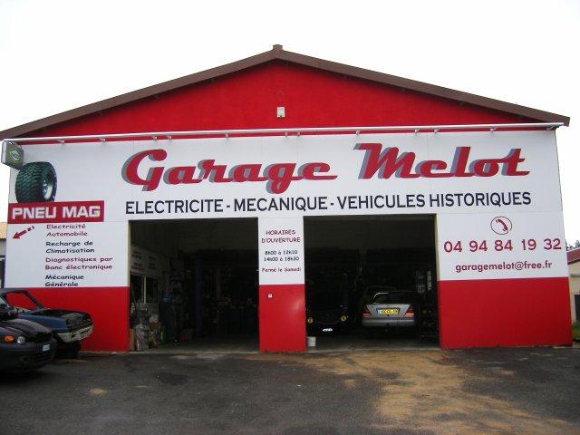 Garage Melot