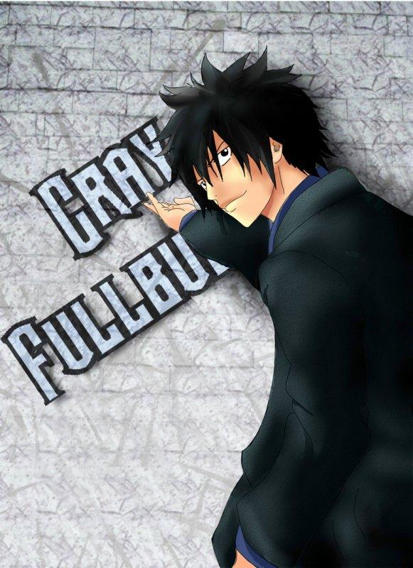 Membres : Grey Fullbuster