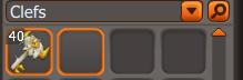 Bug ogrine/clef Rm/Premier mp !!!