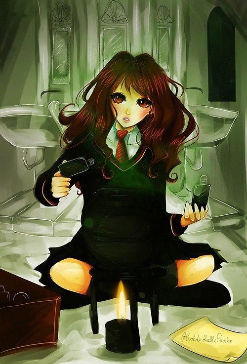 Un univers magique : Harry Potter