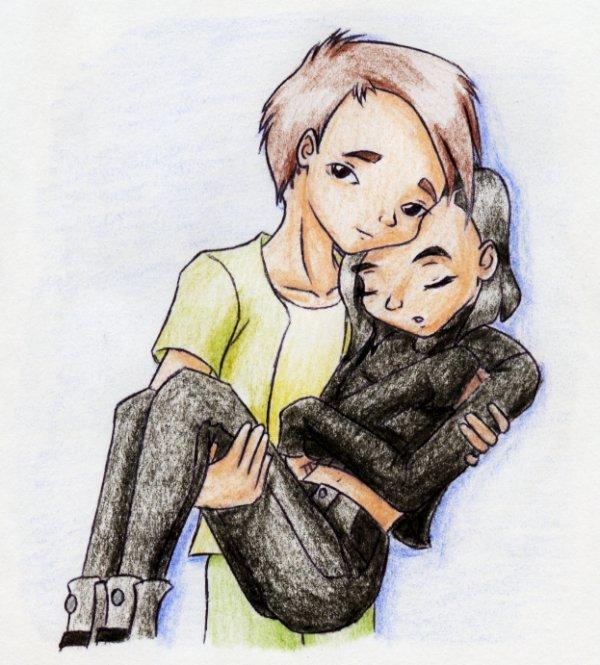 - ( ♥ -> Parce que je ne serais pas la ou j'en suis sans toi <- ♥ ) -