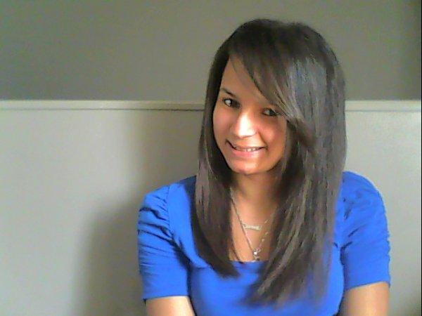 Samia, 14ans.