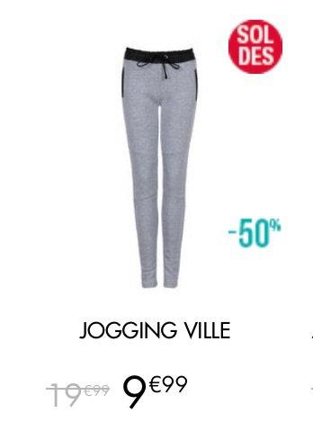 Les joggings !