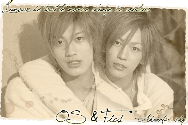 Just a message Fics & OS Akame