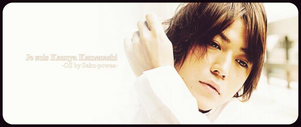 OS   Je suis Kazuya Kamenashi