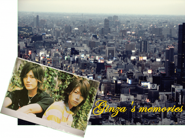 Fic Ginza's memories