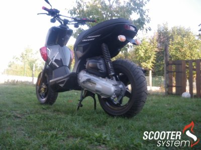 scooter systeme