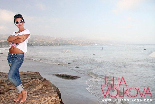 JULIA IN L.A 2011