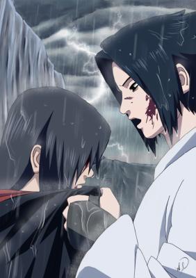 sasuke et itachii