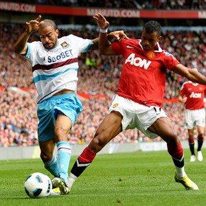 Manchester Utd : 3 - West Ham : 0