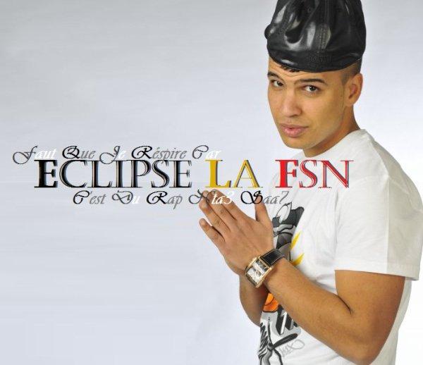 Les 9 Couilles Metaliques / ( 1er Solo ) Eclipse - Faut Que Je Réspire (2011)