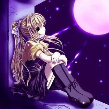 Je pleure le soir, sans vraiment le savoir.