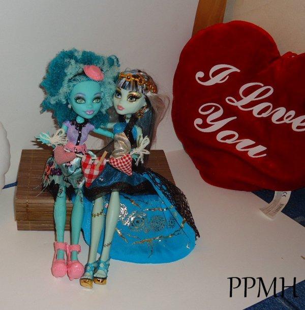Miss Monster Love
