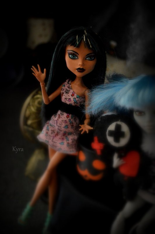 C'est bientôt Halloween ♥