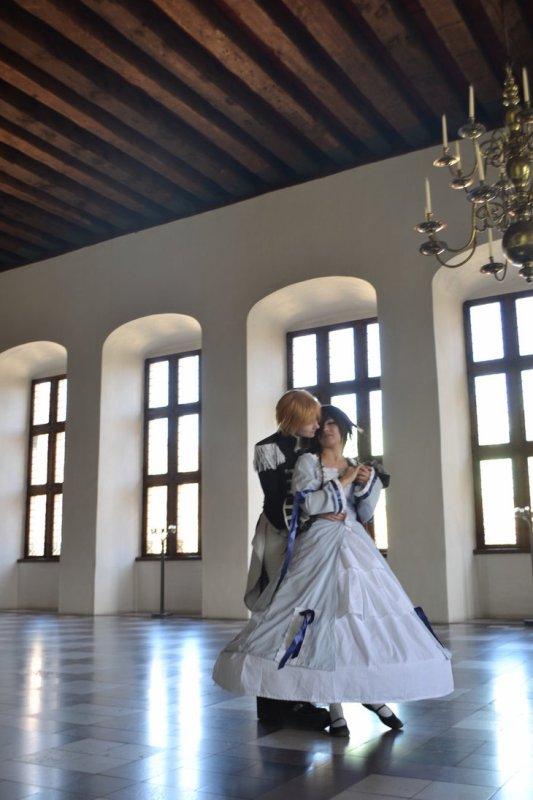 Alice et Jack dansent