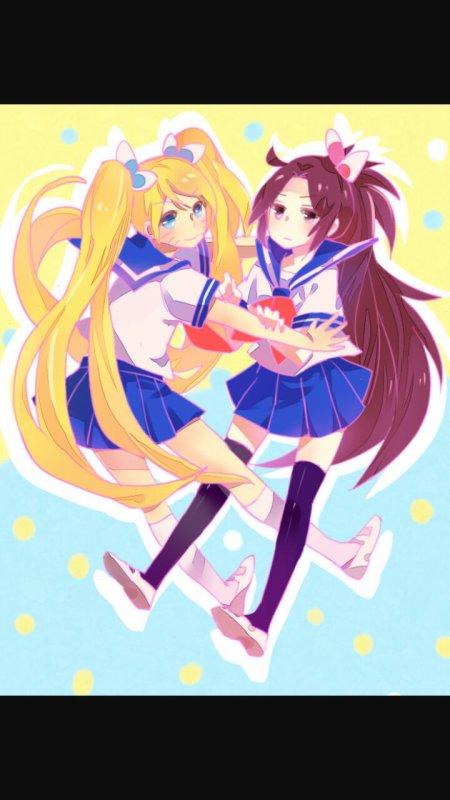 Naruko et Sasuko ?