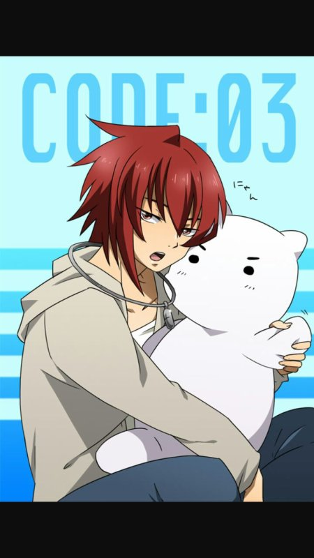 Yuki dans code breaker je le trouve mignon