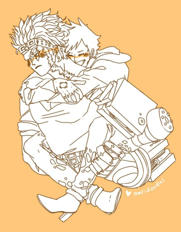 Yaoi Law Et Kidd