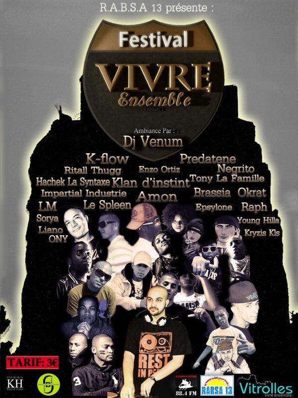 le samedi 18 juin sur vitrolles concert organisé par sam. VENEZ NOMBREUX.