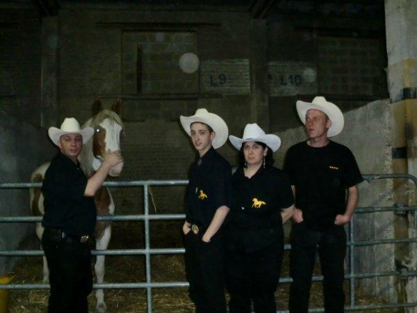 porte ouverte au ranch du prieure le 1 mai 2012
