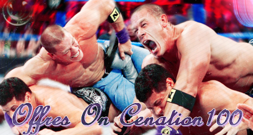 Offres on Cenation100