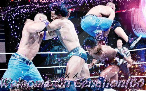 Welcome On Cenation100