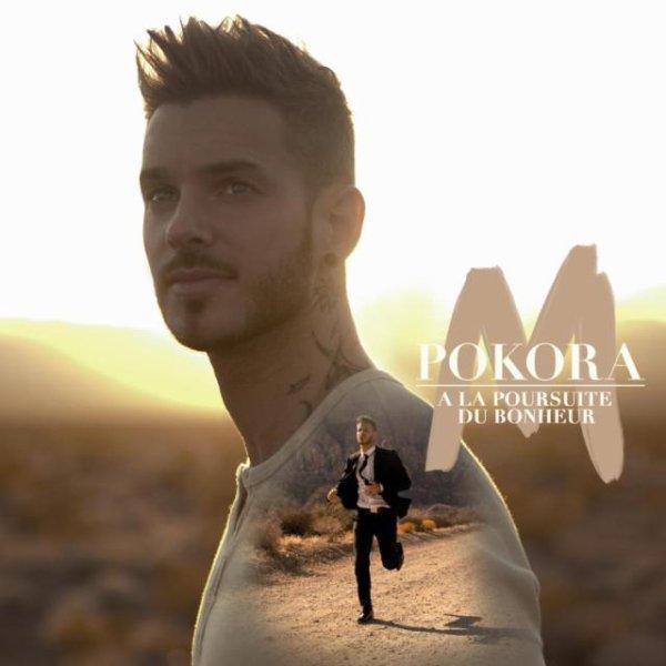 Voici la pochette du nouvel album de M pokora !!!!