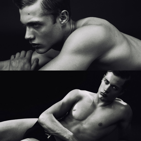 - ◄   STEVEN CHEVRIN POUR OBSESSION NO#1 BY DANIEL JAEMS  -