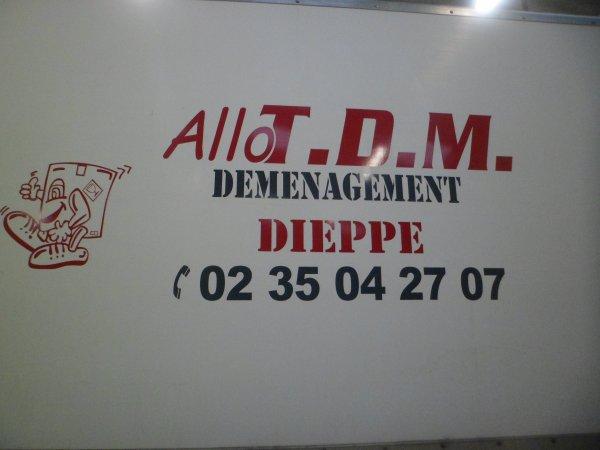 Mon métier déménageur..chez Allo T.D.M
