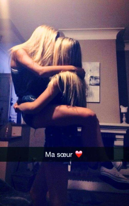 Mon amour de soeur, ma vie, mon tout, ma raison de vivre depuis 17ans.♥♥