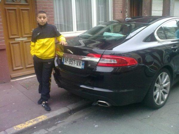 JAGUAR XF S la voiture du grand frere !!