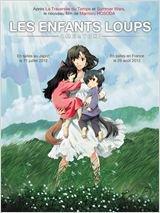 Les Enfants Loups Ame Et Yuki / Réalisé par Mamoru Hosoda