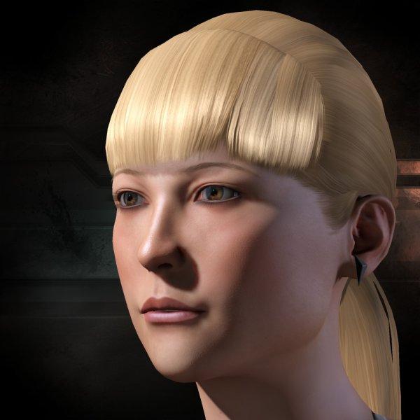 Avatar sur le jeux EvE