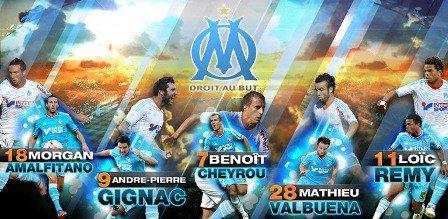 Une victoire de plus pour l'Olympique de Marseille