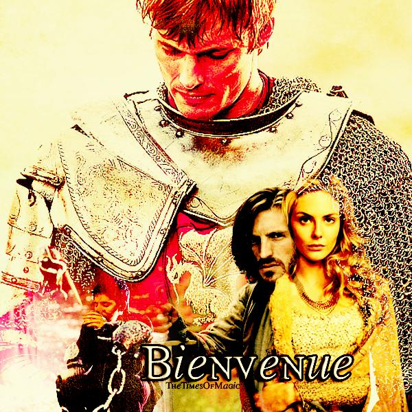 Bienvenue à Camelot !