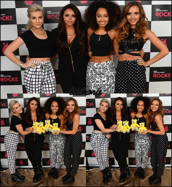 12/11/13 Little Mix ont fait une performance lors de l'événement Children In Need à Londres