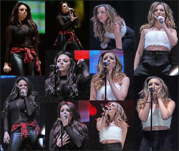 30/11/13 Little Mix ont fait une performance lors du concert Free Radio Live à Birmingham.     Move - DNA - How Ya Doin'? - Wings + Interview