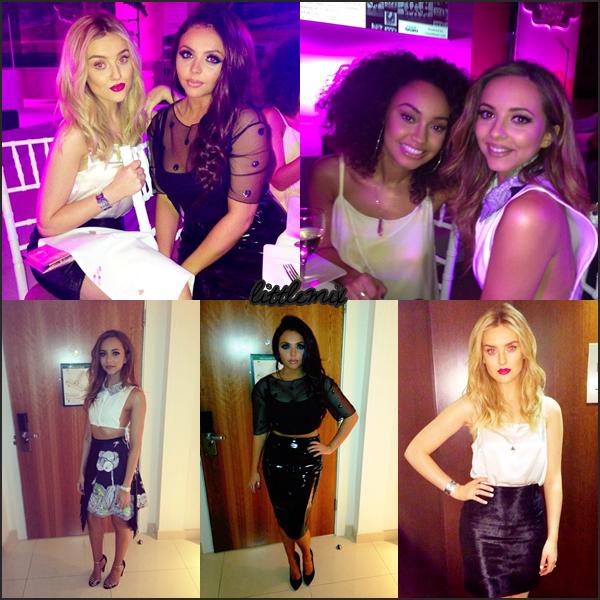04/11/13 Little Mix ont interprété leur single Move à l'émission X Factor USA