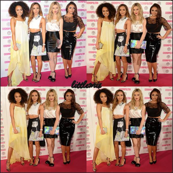 05/11/13 Little Mix ont reçu le prix de Utimate British Export au Cosmopolitan Awards.   Je suis tellement fière d'elle,ce prix récompense leur carrière et tous ce qu'elles ont achevés jusqu'ici.