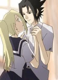 SasuSaku: Chapitre 3: Amourette à la bibliothèque!