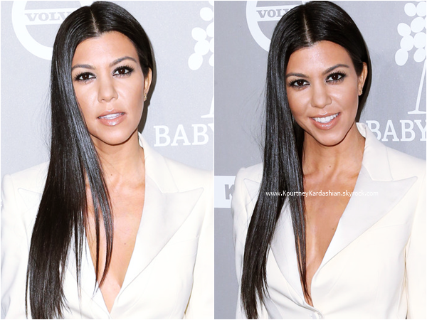 14/11/2015 : Kourtney assistant au 2015 Baby2Baby Gala à Culver City.
