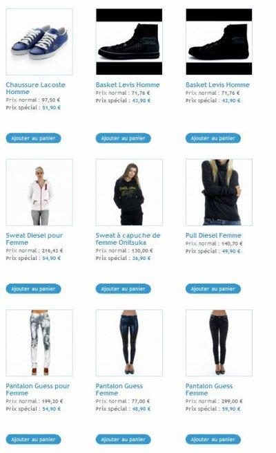 Nouvelle Collection Automne/Hiver 2011-2012