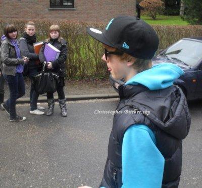 Christopher Bieber Passe La Langue :P !!