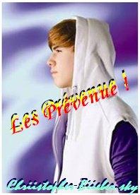 Les Prévenue ! :D