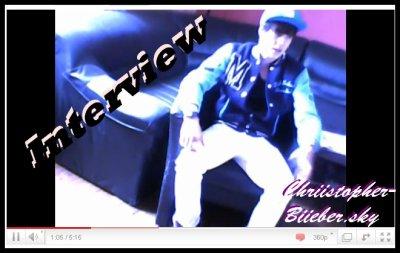 Interview Christopher Bieber :D !!
